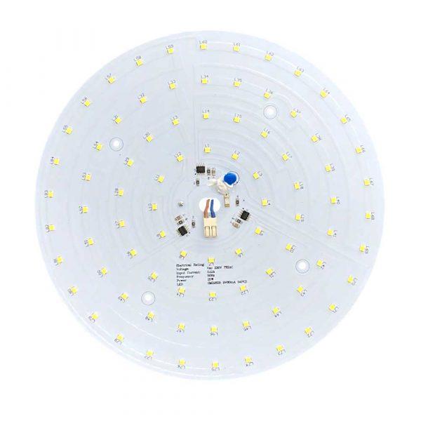 210mm diameter 25W DOB board for Ceiling Light AC 220V